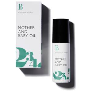 Bloom and Blossom Mother and Baby Oil (100ml)