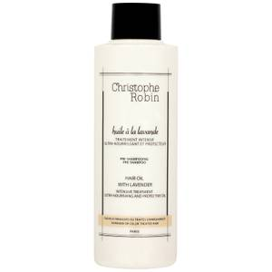 Christophe Robin Moisturising Hair Oil with Lavender (150ml)