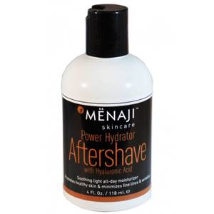 Menaji Power Hydrator Aftershave with Hyaluronic Acid (118 ml)