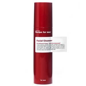 Recipe for Men Gesichts-Cleanser (100 ml) - der Gesichtsreiniger für den Mann