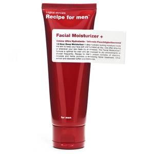 Recipe for Men Facial Moisturiser 75ml