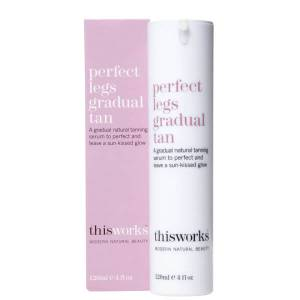 this works Perfect Legs Gradual Tan (120 ml)
