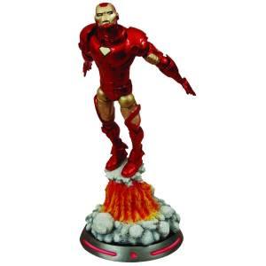 Diamond Select Marvel Select Action Figure - Iron Man