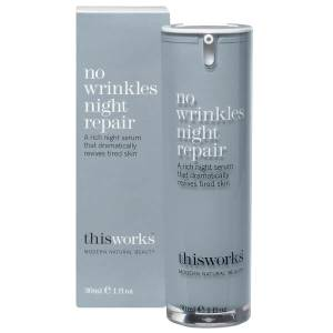 this works No Wrinkles Night Repair (30ml)