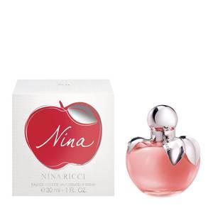 Agua de colonia Nina deNina Ricci,30 ml