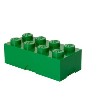 LEGO Lunch Box - Dunkelgrün