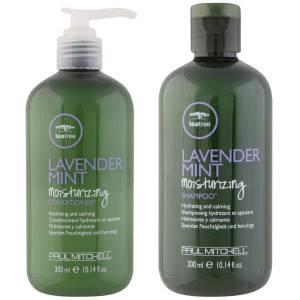 Paul Mitchell Tea Tree Lavender Mint Duo Shampoo & Conditioner