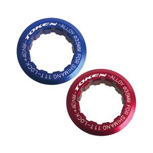 Token Lock Ring Cassette - Shimano