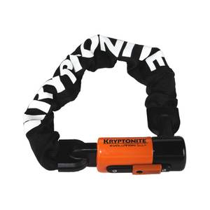 Kryptonite Evolution 4 Mini Chain Bicycle Lock