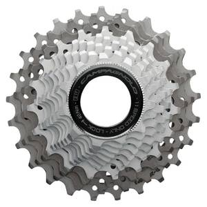 Campagnolo Record 11 Speed Ultra-Shift Cassette - Silver