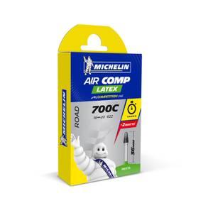 Michelin A1 Aircomp ラテックス ロード用インナーチューブ