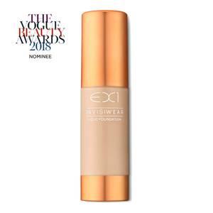 Тональный крем EX1 Cosmetics Invisiwear Liquid Foundation 30 мл (различные оттенки)