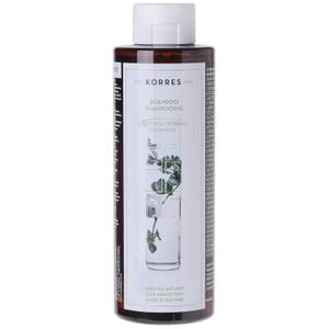 KORRES Natural Aloe and Dittany Shampoo for Normal/Dull Hair 250 ml