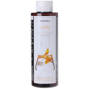 KORRES Natural Sunflower and Mountain Tea Shampoo for Coloured Hair 250 ml