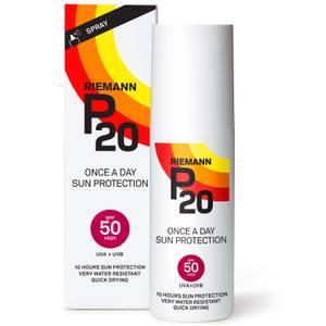 Riemann P20 Once a Day Sun Protection Spray SPF50+ 100ml