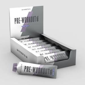 Pre-Workout Gel