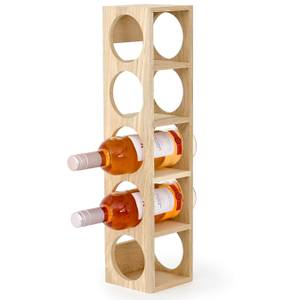Wine-0 Fünf Flaschengestell