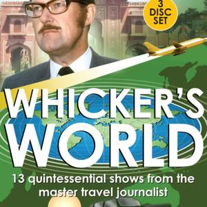 Whickers World - Volume Three