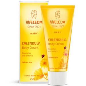 Weleda Baby Calendula Moisturising Body Cream (75ml)