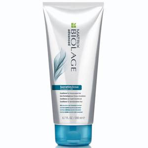 Biolage Advanced KeratinDose Damage Care Conditioner Nourishing Conditioner for Damaged Hair 200ml