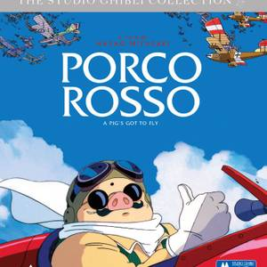 Porco Rosso - Double Play (Blu-Ray et DVD)