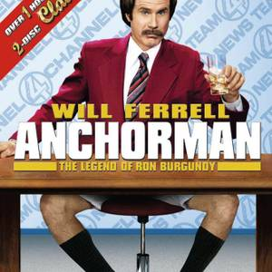 Anchorman: The Legend of Ron Burgundy - 2 Disc Special Edition