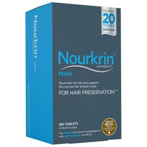 Nourkrin Man Starter Pack - 3 Month Supply (180 Tablets)