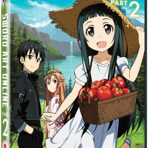 Sword Art Online - Part 2 (Episodes 8-14)