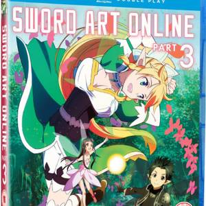 Sword Art Online - Part 3: Double Play (Episodes 15-19)
