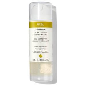 REN Clarimatte™ T-Zone Control żel oczyszczający do twarzy