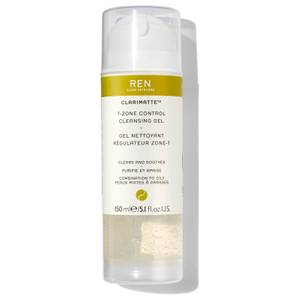REN Clean Skincare Clarimatte T-Zone Control Cleansing Gel 150ml