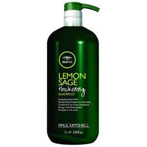 Paul Mitchell Lemon Sage Thickening Shampoo with Pump (1000ml)