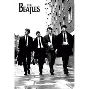 The Beatles In London - Maxi Poster - 61 x 91.5cm
