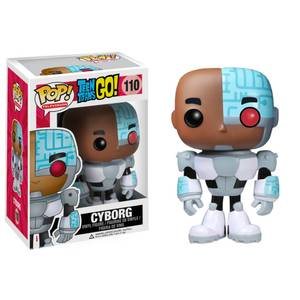 DC Comics Teen Titans Go! Cyborg Pop! Vinyl Figure