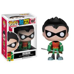 DC Comics Teen Titans Go! Robin Vinyl Figure