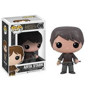Figurine Pop! Arya Stark Game Of Thrones