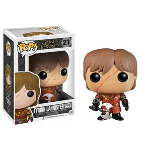 Game of Thrones Battle Armour Tyrion Lannister Funko Pop! Vinyl