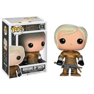 Game of Thrones - Brienne di Tarth Figura Pop! Vinyl