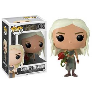 Game of Thrones - Daenerys Targaryen Figura Pop! Vinyl