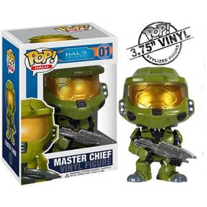 Halo 4 Master Chief Funko Pop! Vinyl