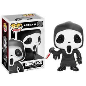Figurine Pop ! Scream Ghostface