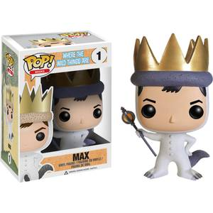 Where the Wild Things Are Max Funko Pop! Vinyl