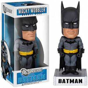DC Comics Batman Wacky Wobbler Bobble Head