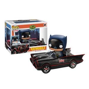 DC Comics Batman 1966 TV Series Batmobile Funko Pop! Ride