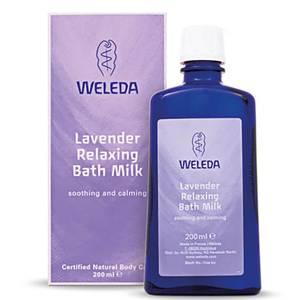 Bain relaxant à la lavande de Weleda (200 ml)