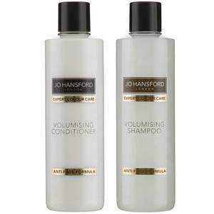 Jo Hansford Expert Colour Care Volumising Shampoo and Conditioner (250 ml)