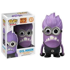 Despicable Me 2 Purple Minion Funko Pop! Vinyl
