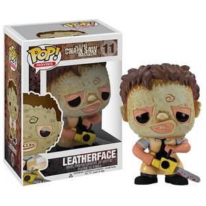 Figurine Pop! Leatherface - Massacre à la Tronçonneuse
