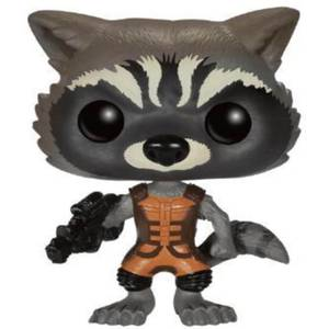 Marvel Guardians of the Galaxy Rocket Raccoon Funko Pop! Vinyl