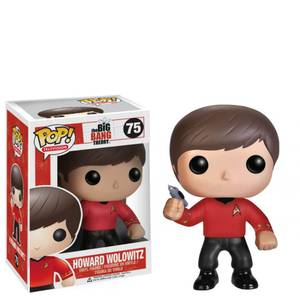 The Big Bang Theory Howard Star Trek Funko Pop! Vinyl